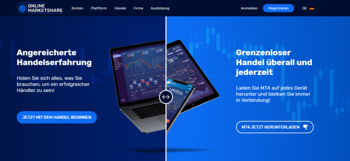 Online Market Share Erfahrungen